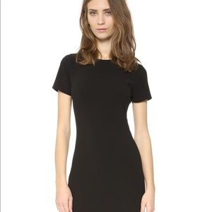 LIKELY manhattan sheath dress in black